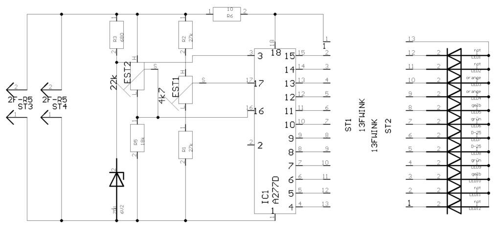 Fein Einfache Elektronikschaltungen Für Studenten Ideen ...
